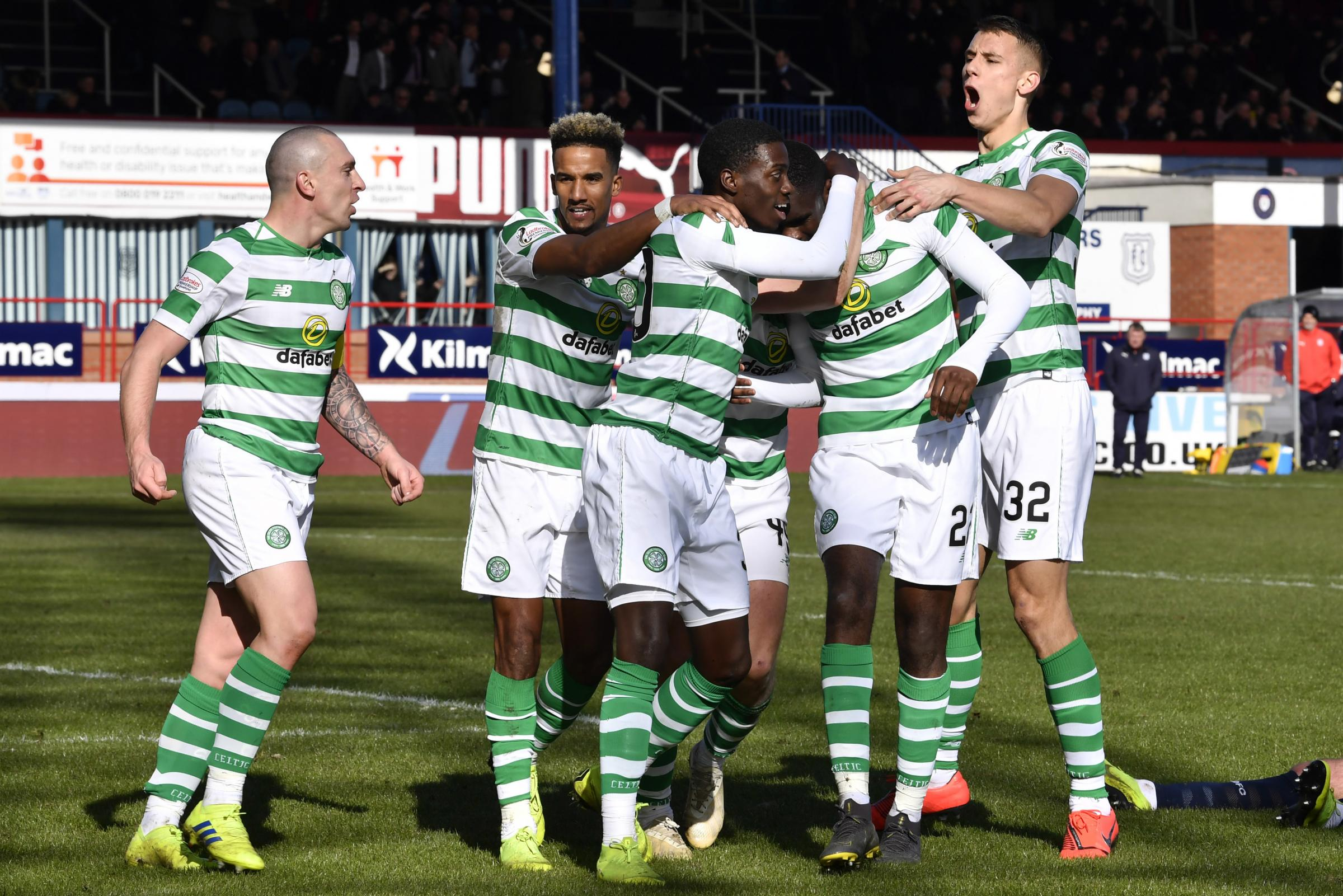 Odsonne Edouard nets 96th minute winner as Celtic go 10 clear