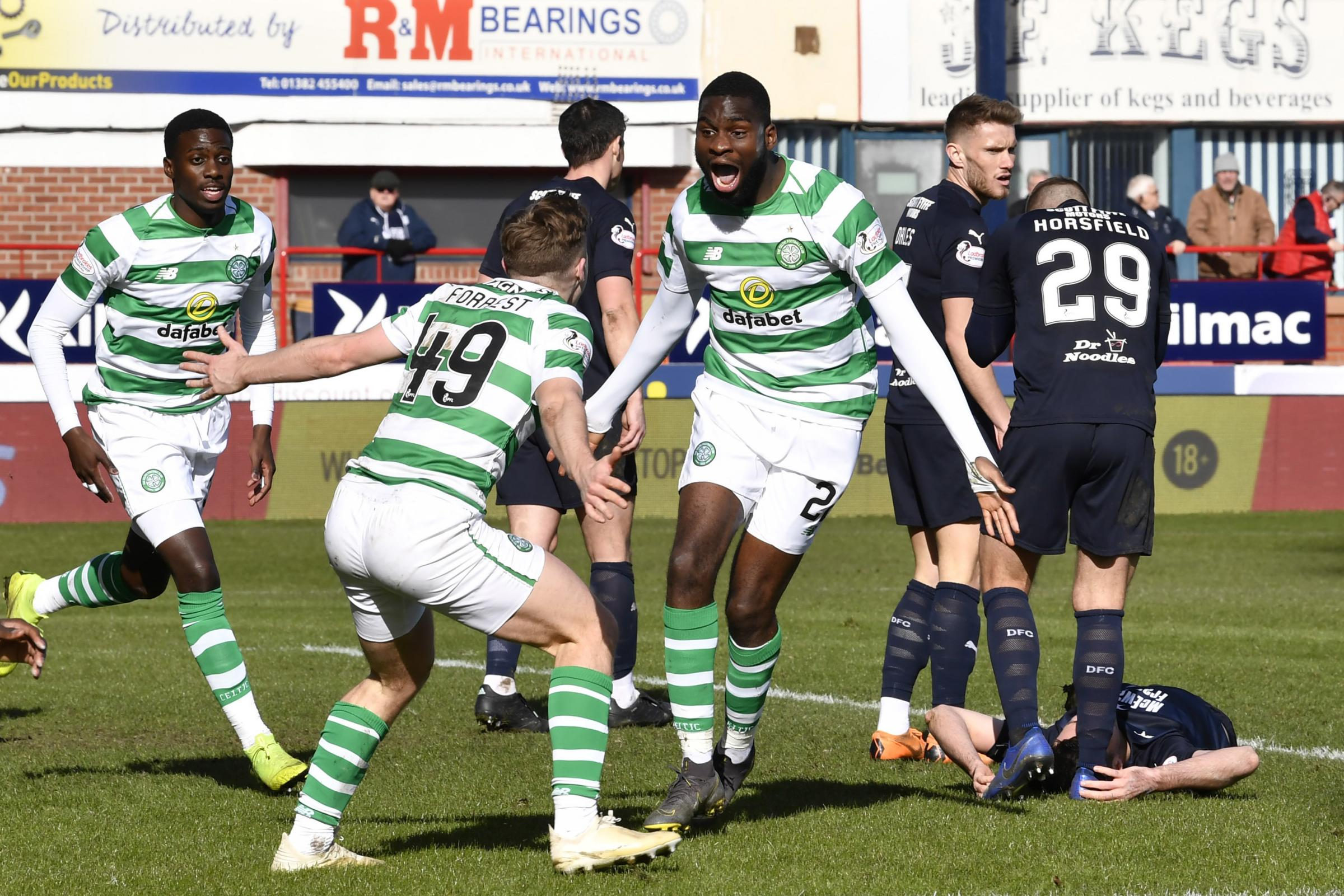 Dundee 0 Celtic 1: Five talking points from Celtic's last-gasp win at Dens Park
