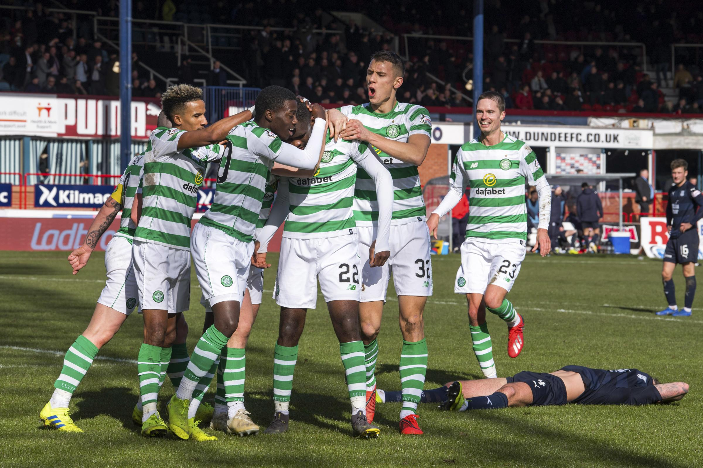 Scott Brown hails spirit and determination of Celtic players