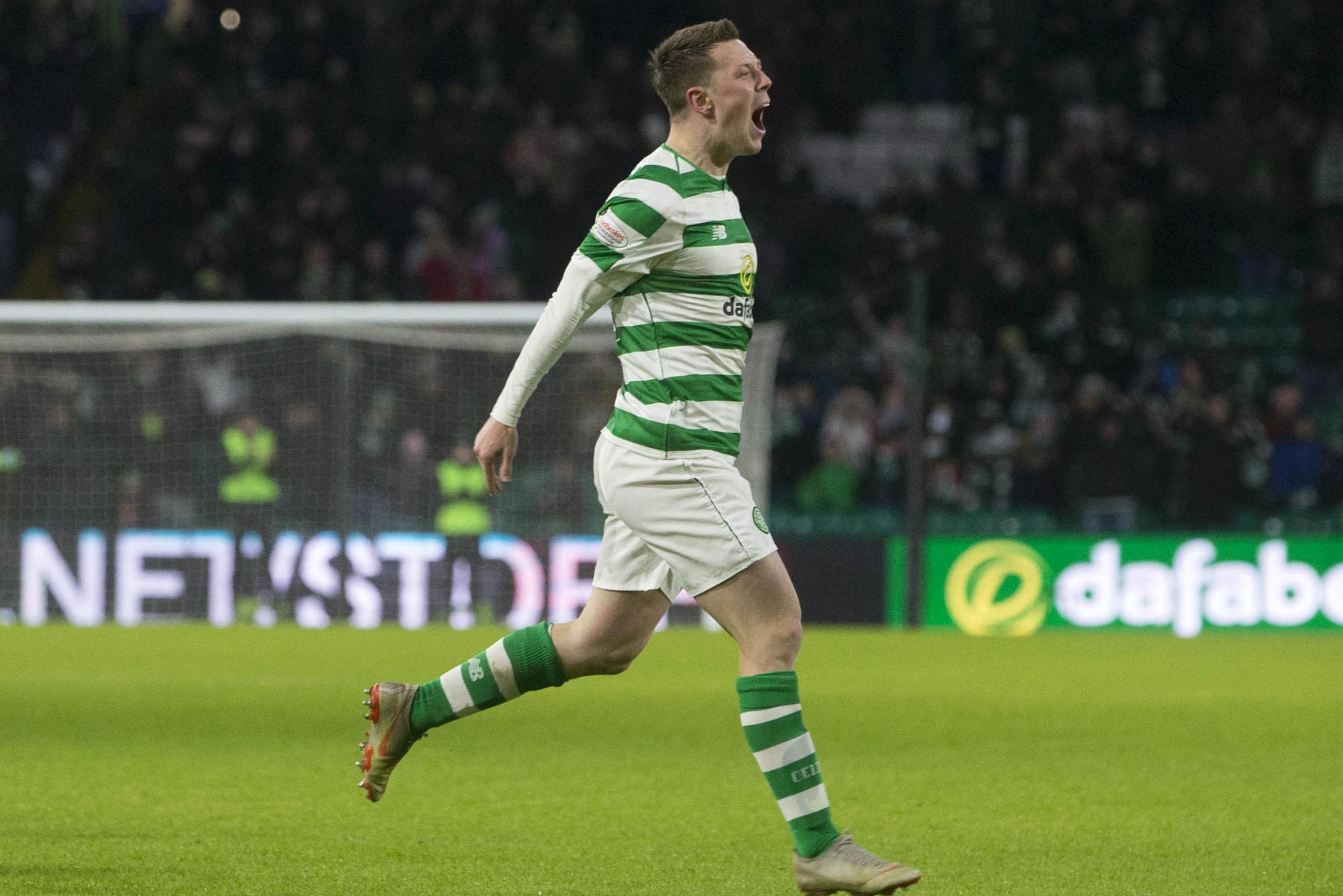 Callum McGregor ready to build up fitness after coming through 90 minutes at Dens Park unscathed