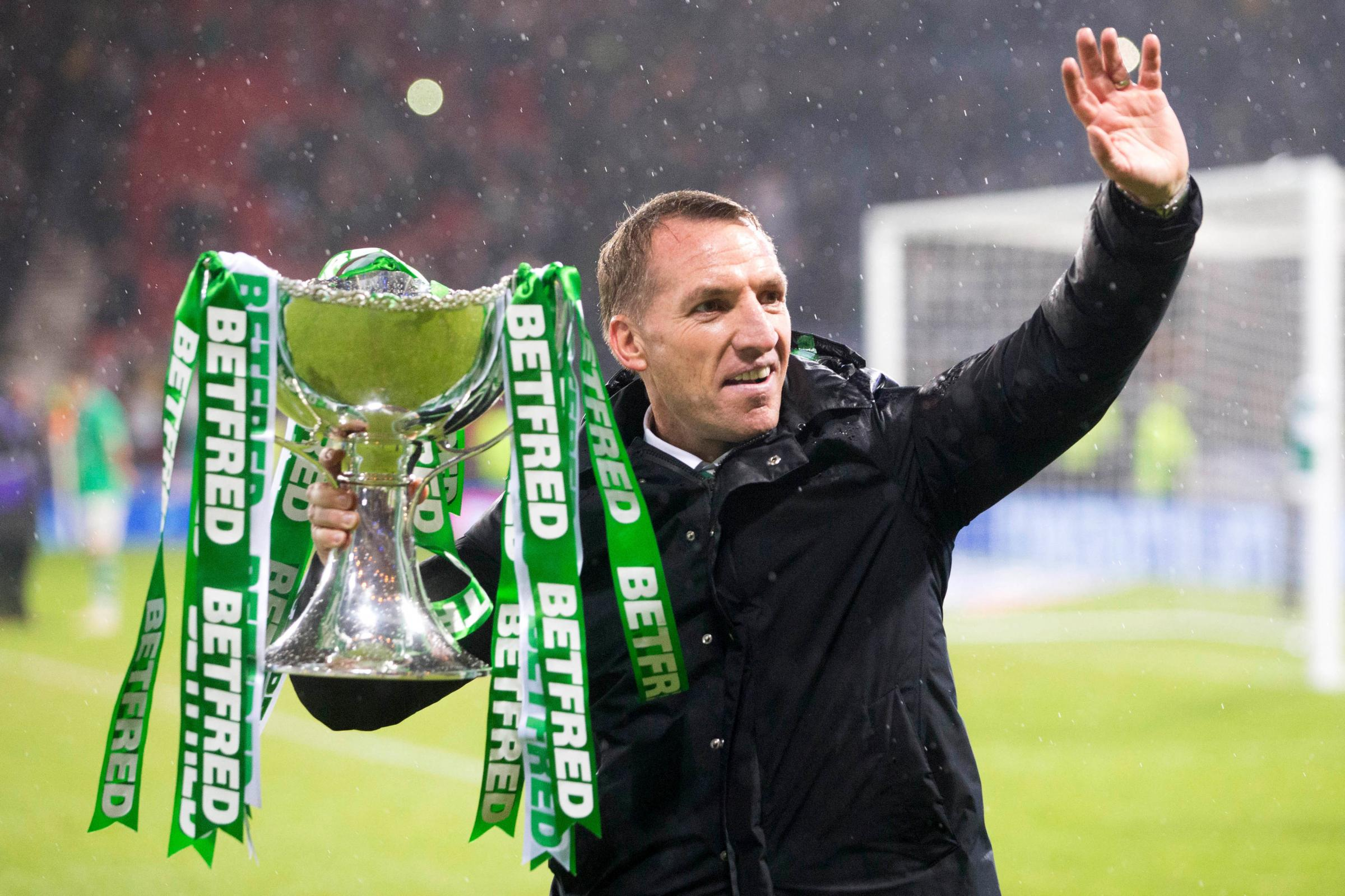Neil Cameron: My tin hat is on but Brendan Rodgers is manager of the year