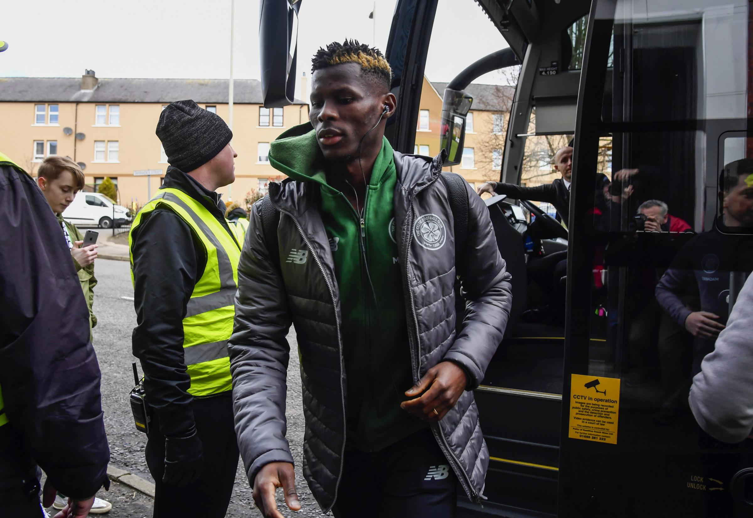 Celtic star Bayo forced to pay for own flight ticket for skint Ivory Coast U23s