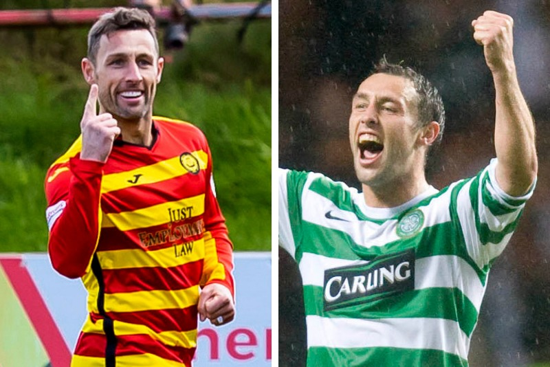 Scott McDonald fitter now than when Celtic beat AC Milan, says Gary Caldwell