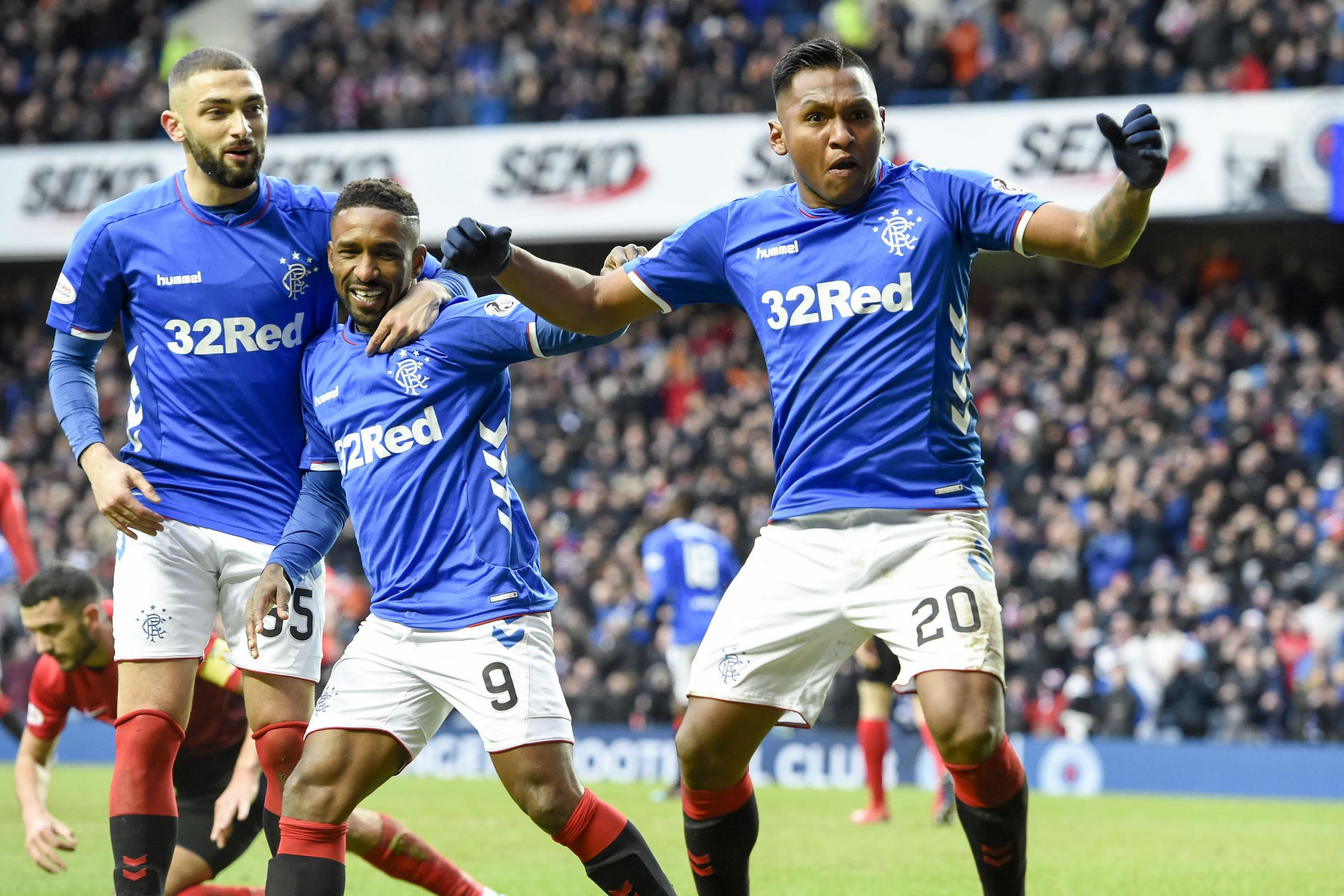 Davie Hay: Gers relieved that Alfredo Morelos free to play but Celtic players know his weakness