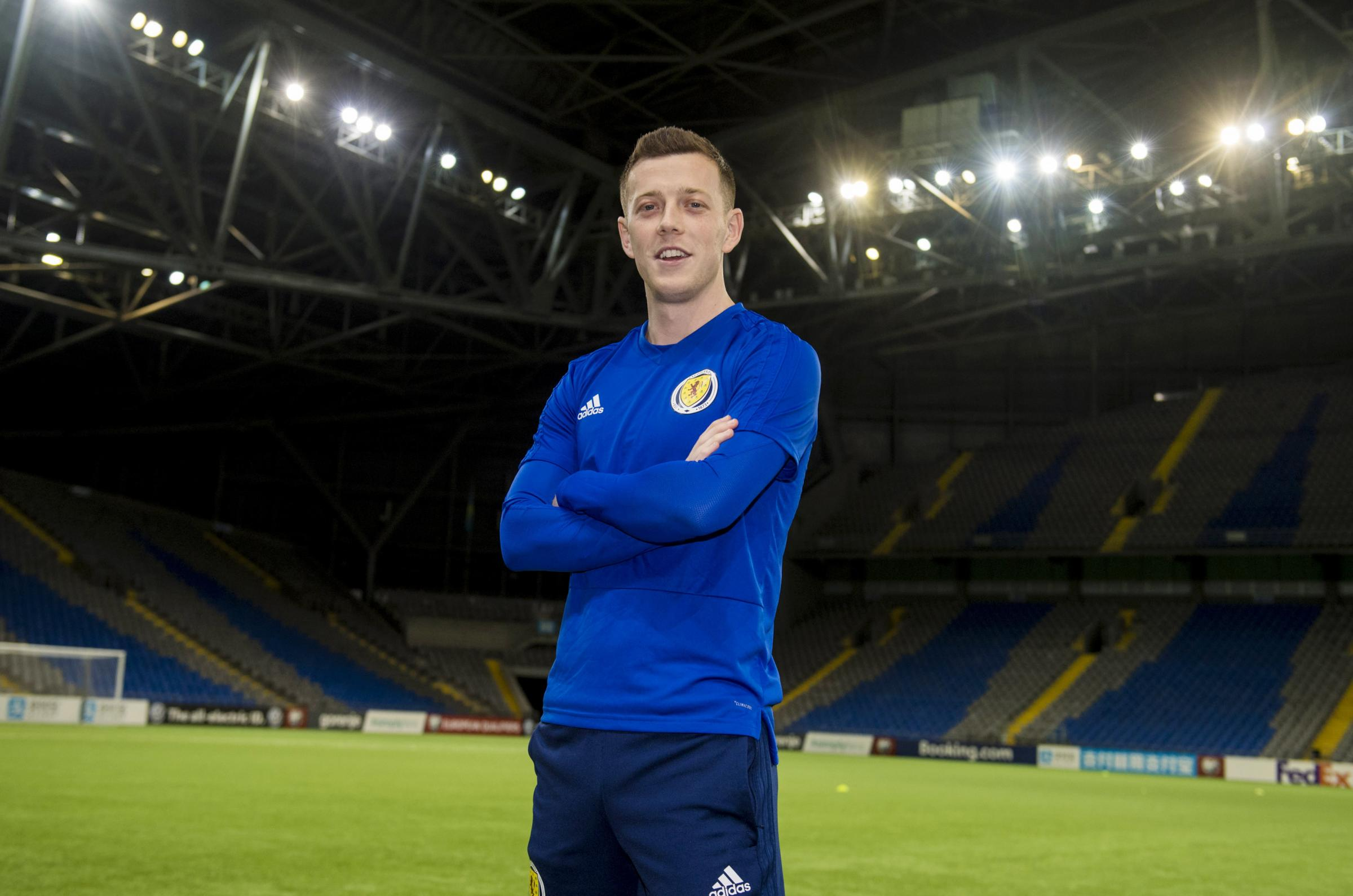 Stuart Armstrong: Callum McGregor is the perfect man to be Scotland skipper - he'll lead by example