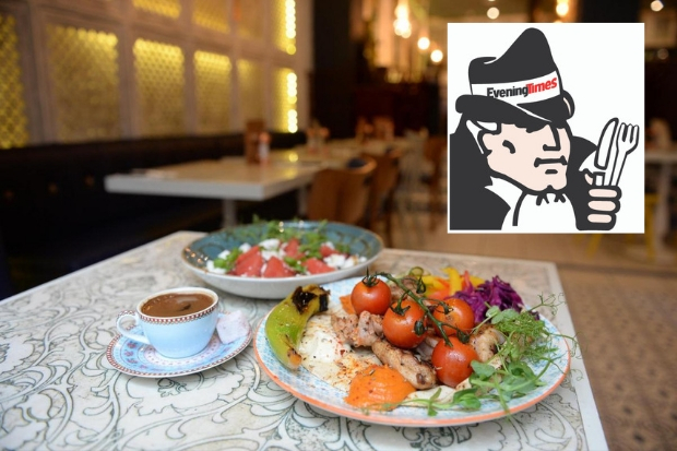 Glasgow restaurant review: Babs wasn't the Mediterranean paradise we'd been hoping for