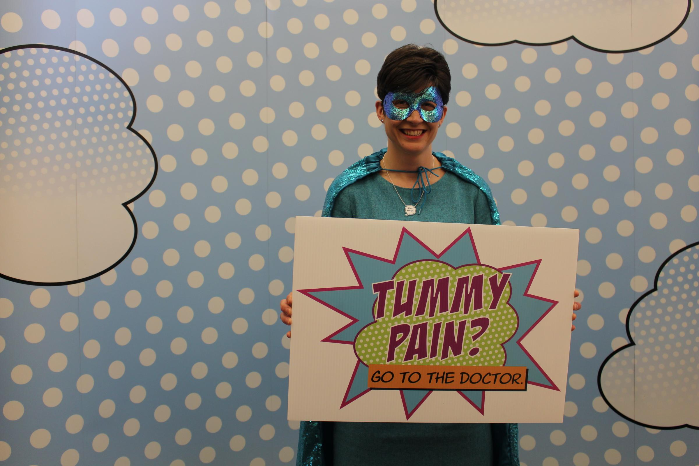 Glasgow MP Alison Thewliss urges women to be aware of ovarian cancer symptoms