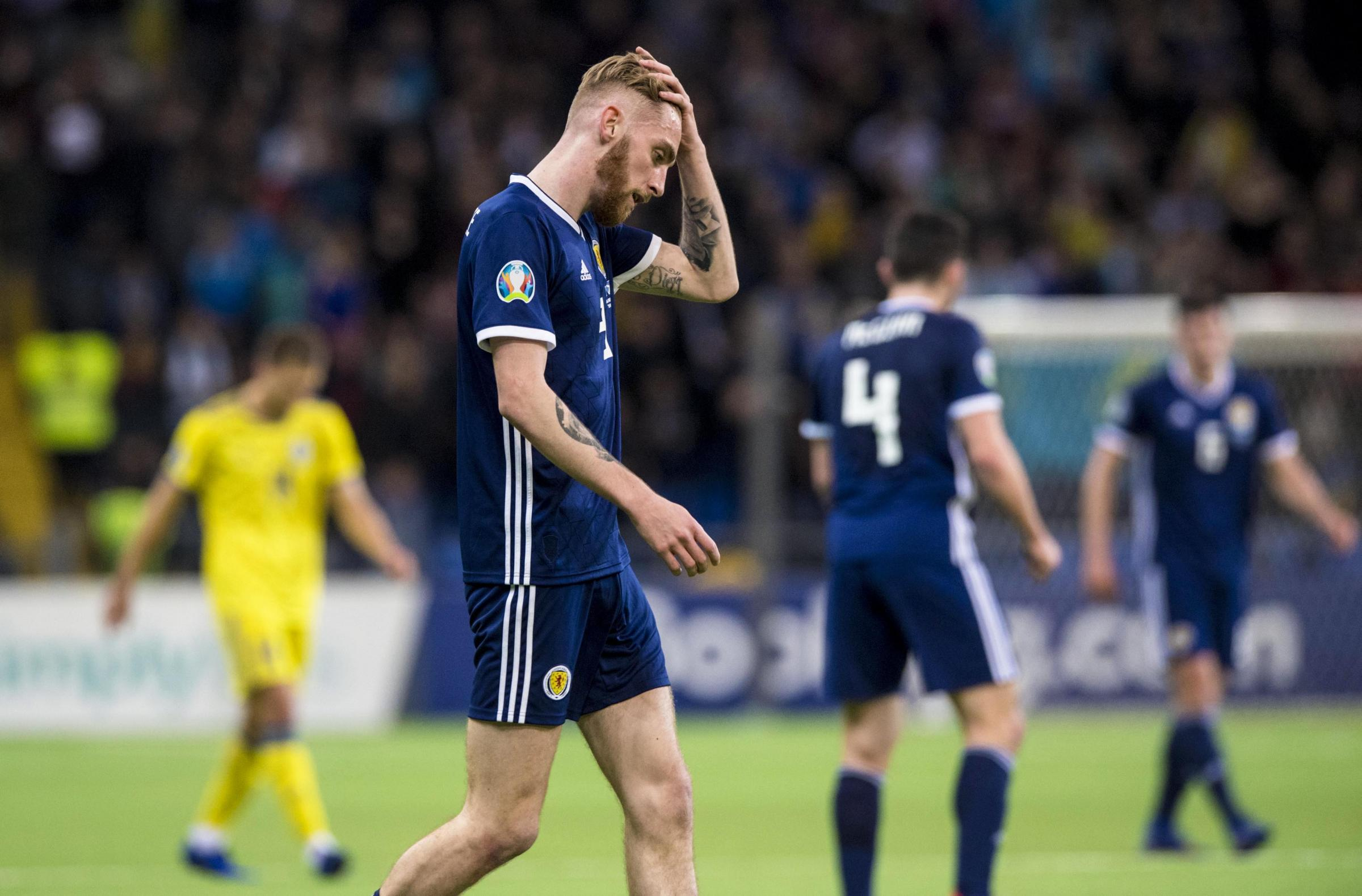 Five things we learned from Scotland's abject display in Kazakhstan