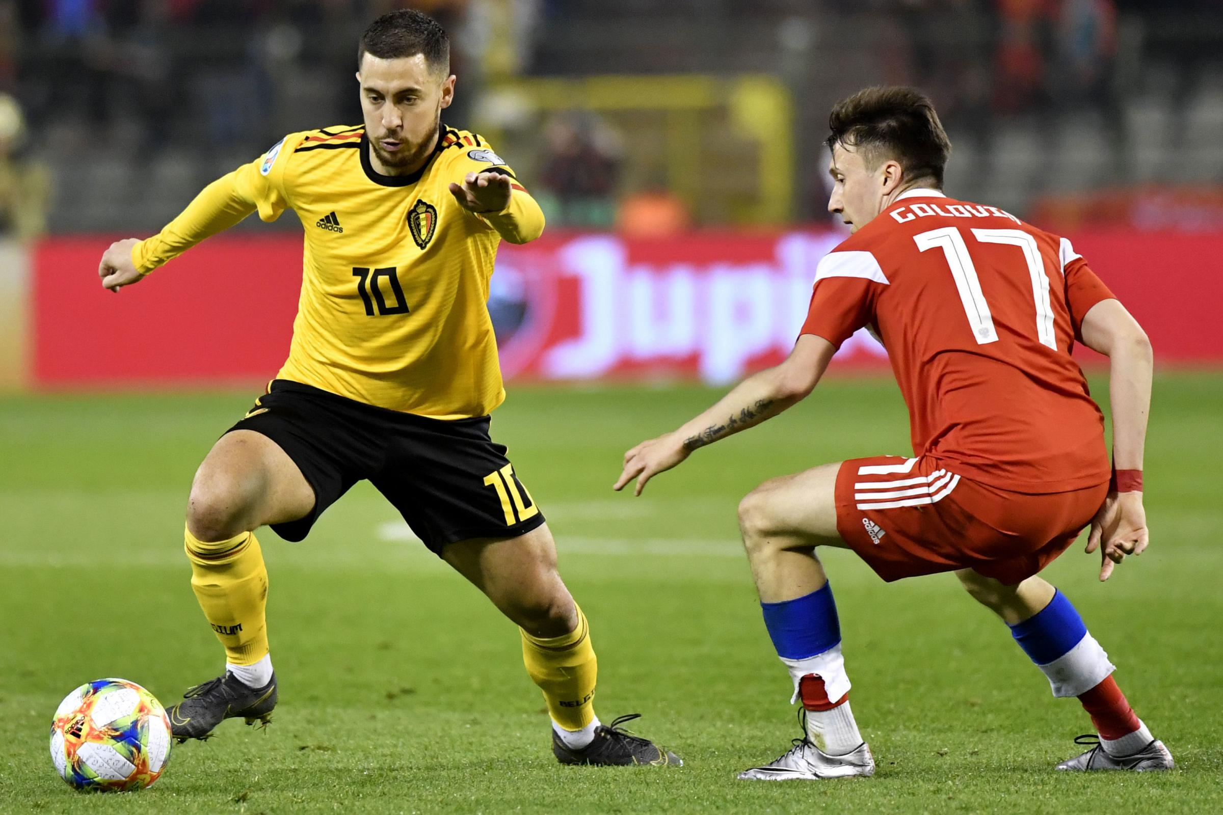 Belgium 3 Russia 1; five things we learned as Eden Hazard shines and Dedryck Boyata returns