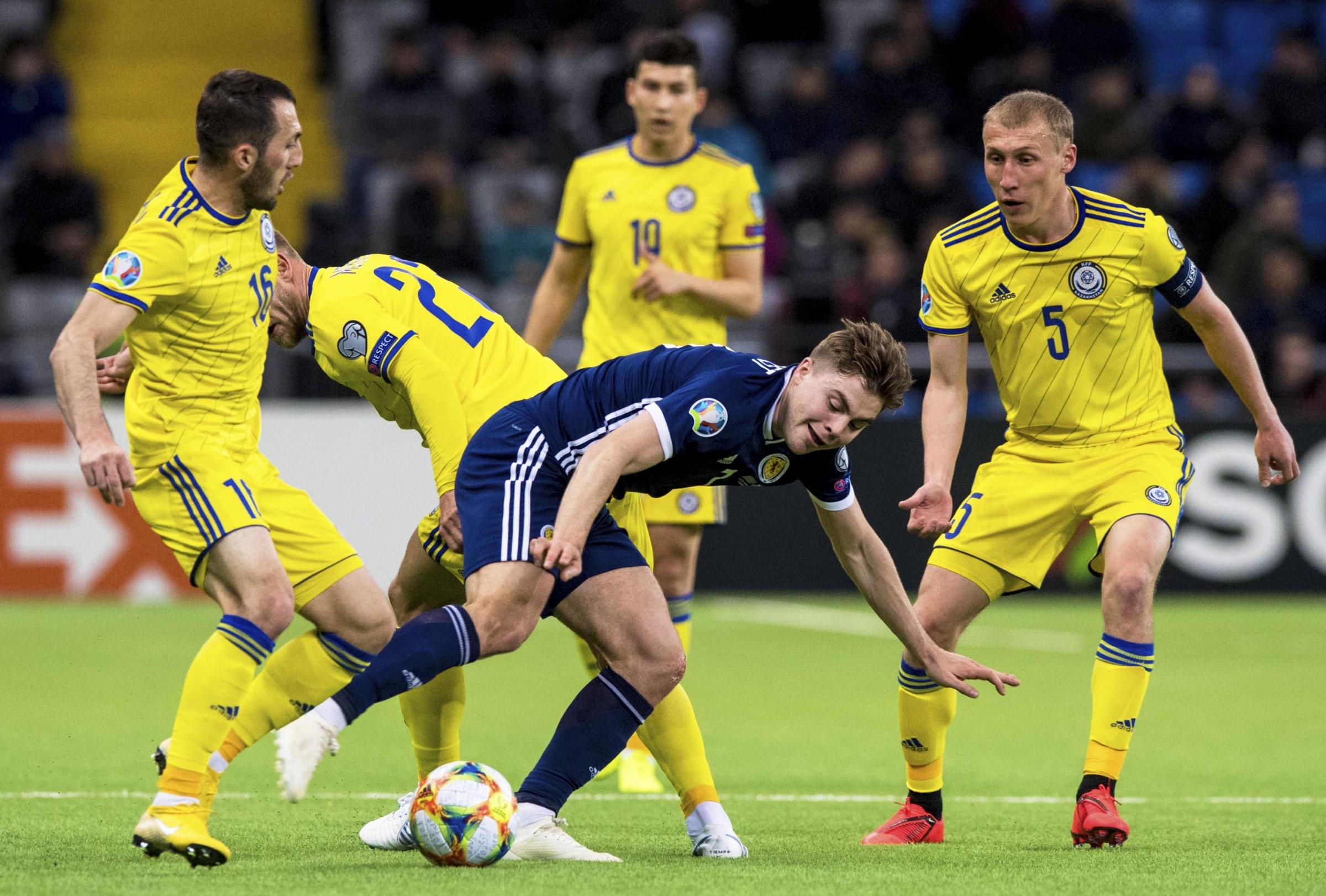 James Forrest: Celtic qualified three times after Astana Arena failures - Scotland can do the same