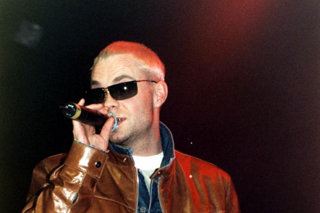 Lawrence gig Brian Harvey