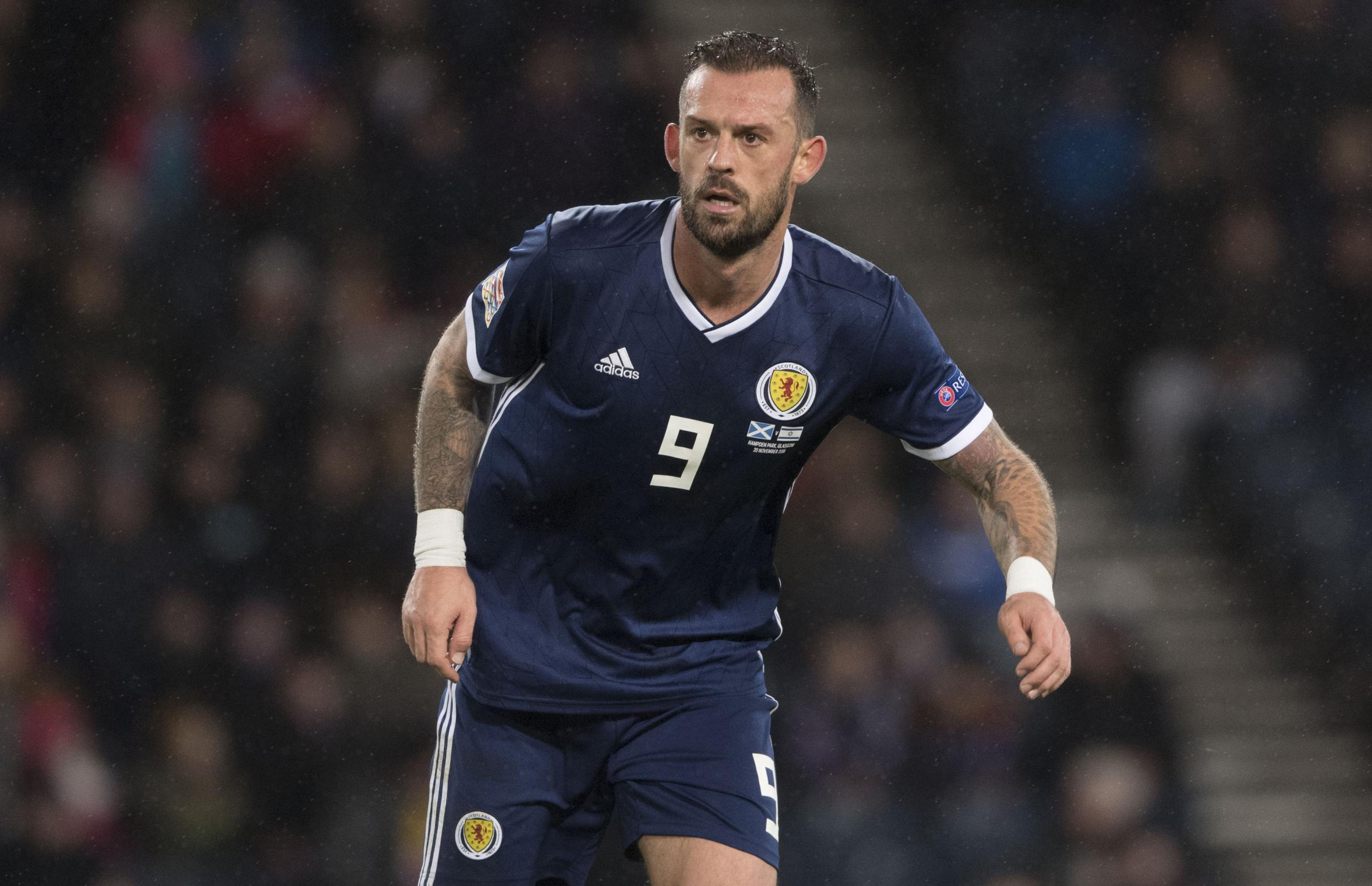 Steven Fletcher admits he's considering hanging up boots for Scotland