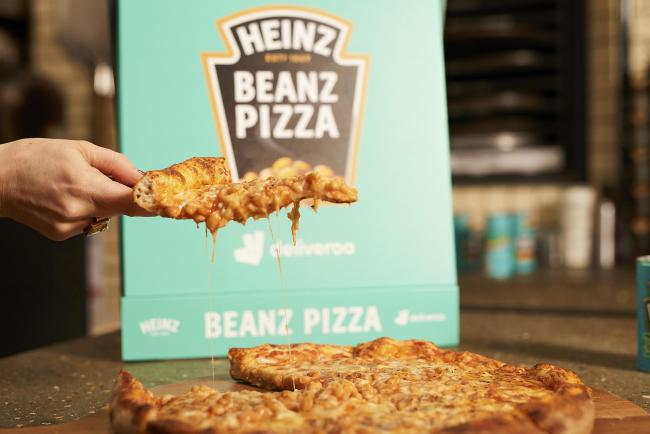 Heinz Beanz pizza will be available at a Glasgow restaurant for a limited time only