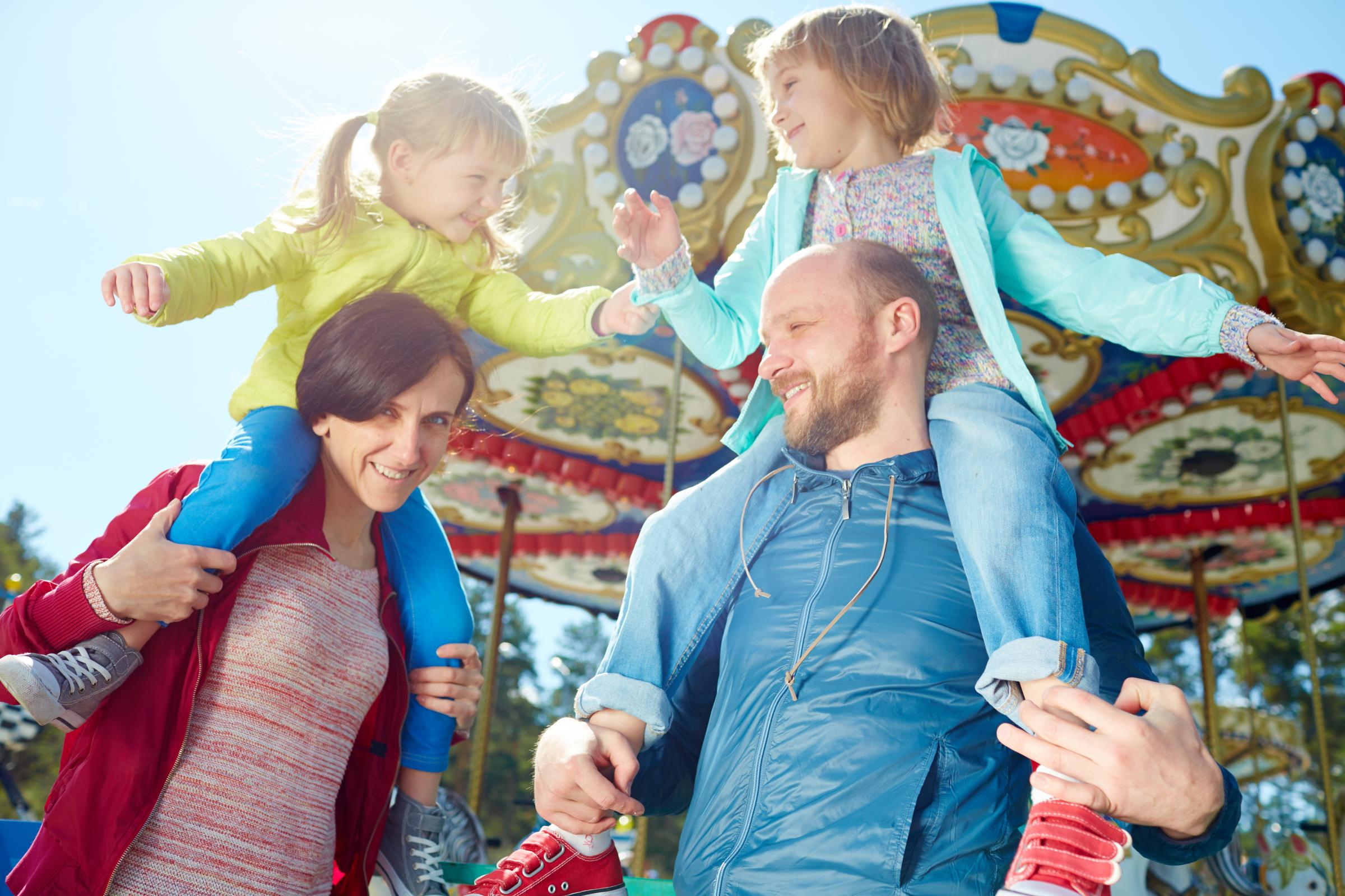 Save over £155 on family days out