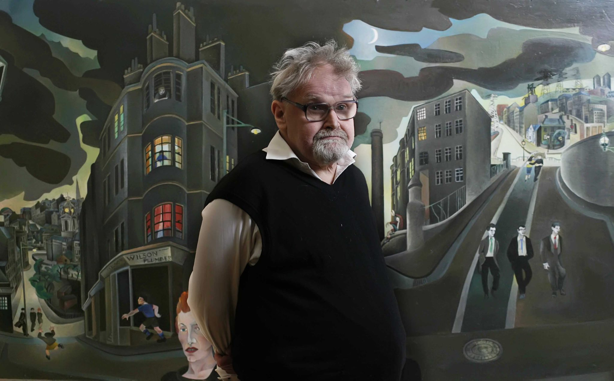 Leading author Alasdair Gray and former Poet Laureate Carol Ann Duffy in running to be our greatest Glaswegian