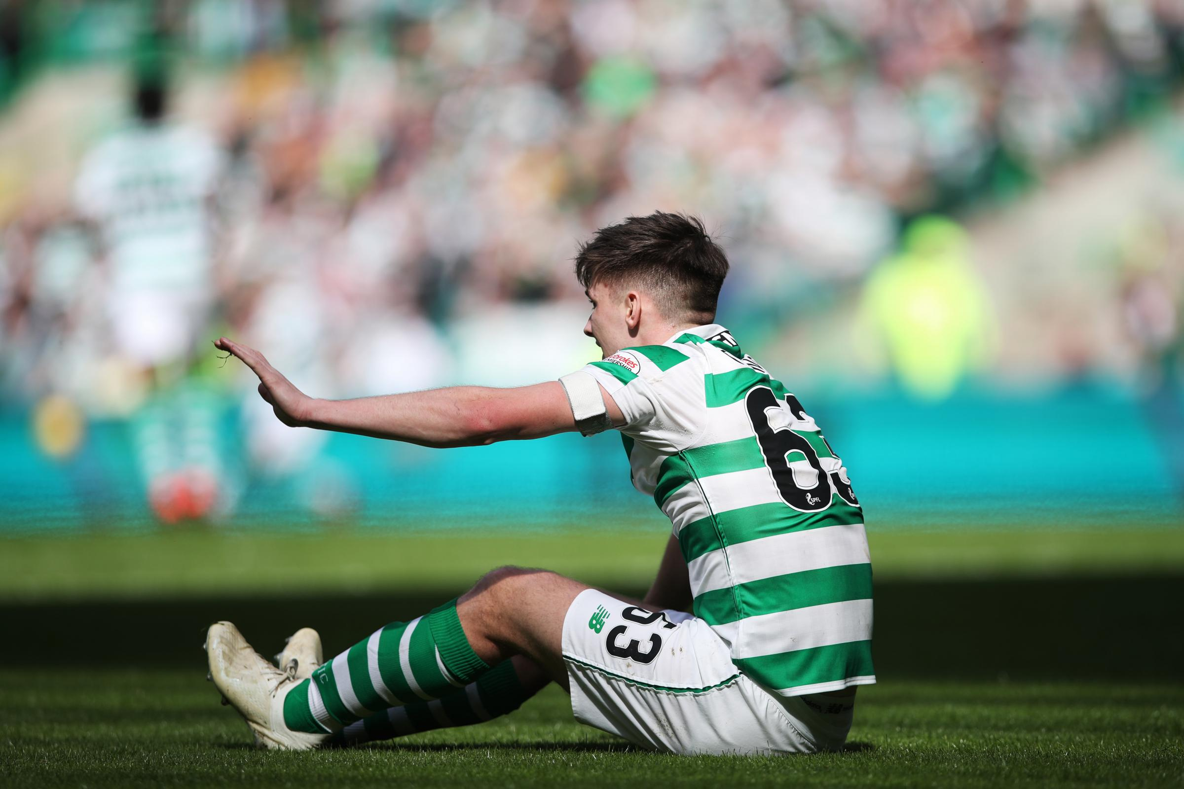 Kieran Tierney has played too much football over the past four years
