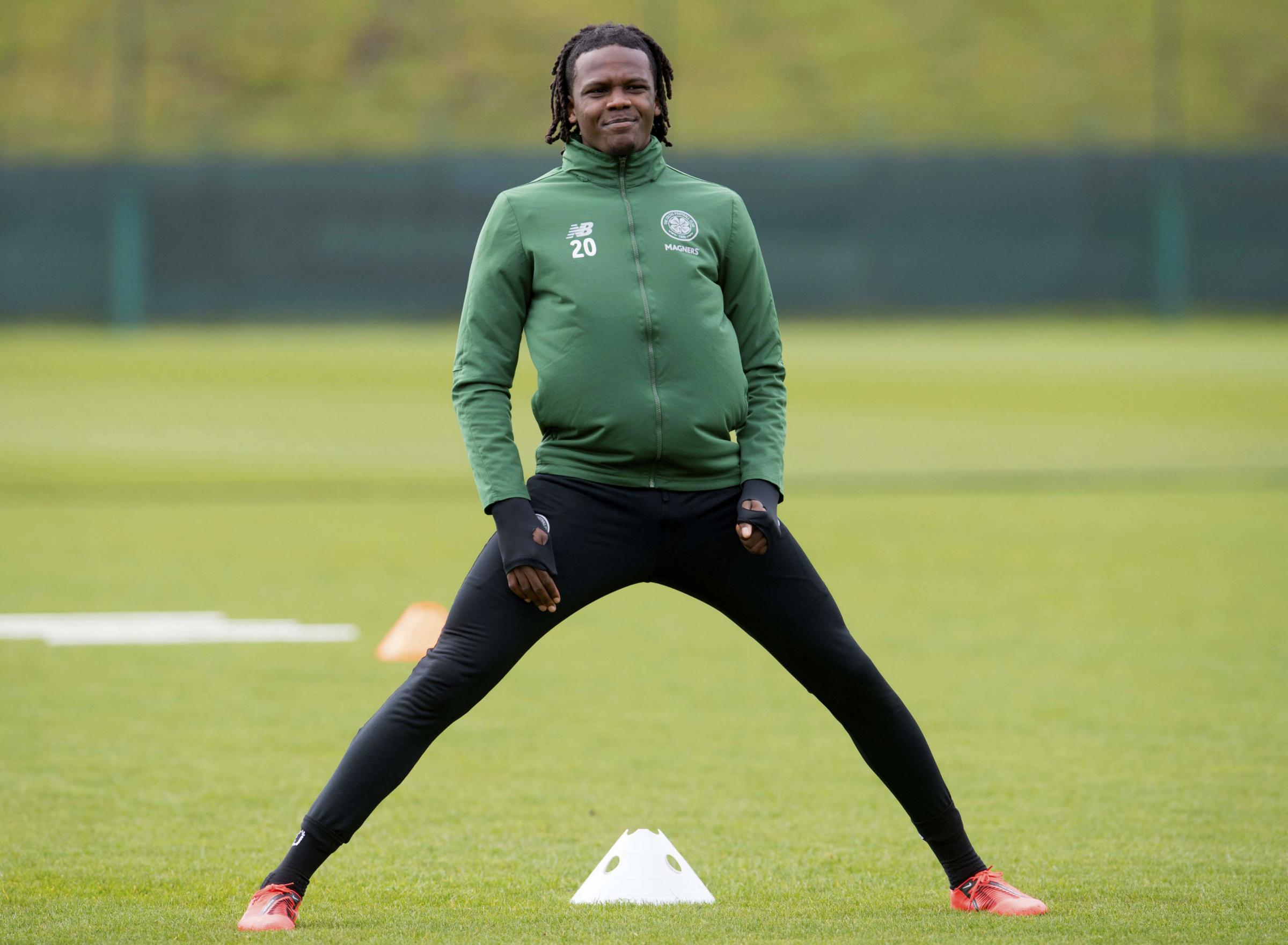 Hertha Berlin confirm Celtic centre half Dedryck Boyata will