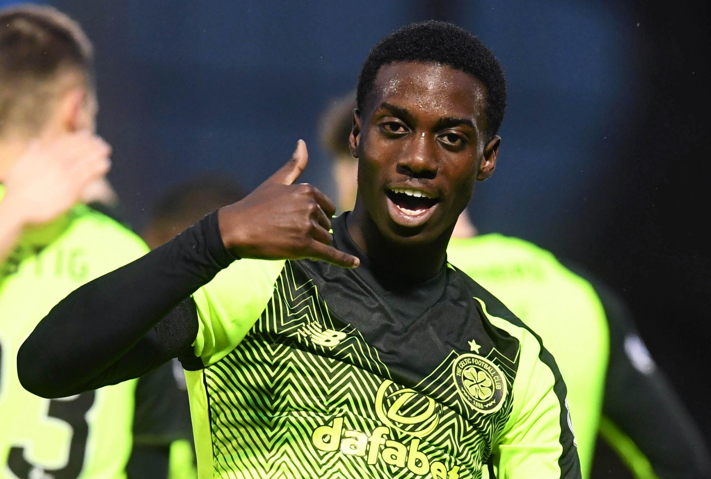 Celtic's PSG loanee Timothy Weah could star for the States