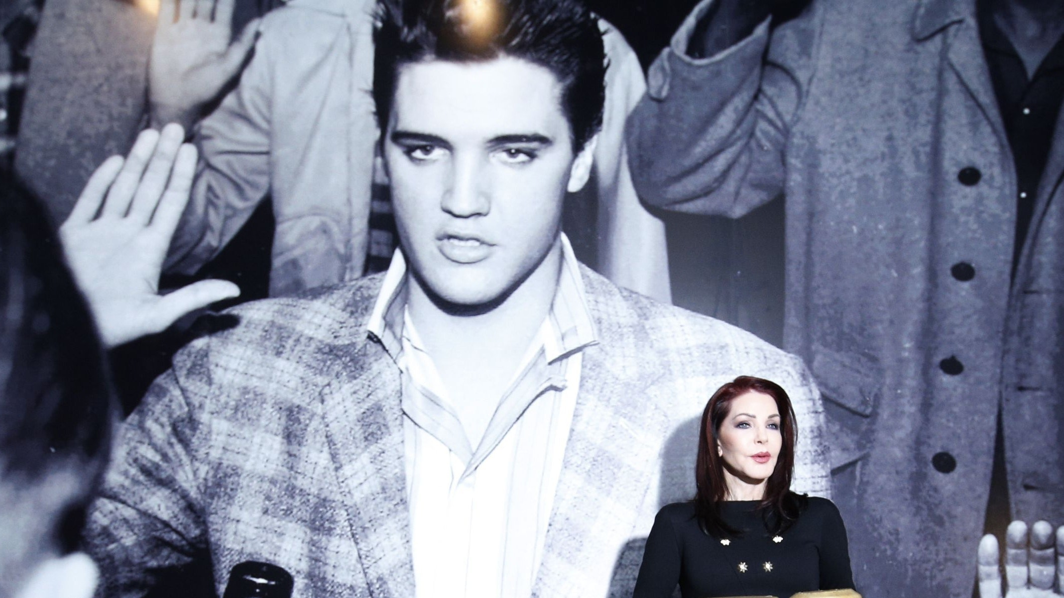 Priscilla Presley to appear on stage at Elvis concert in Glasgow