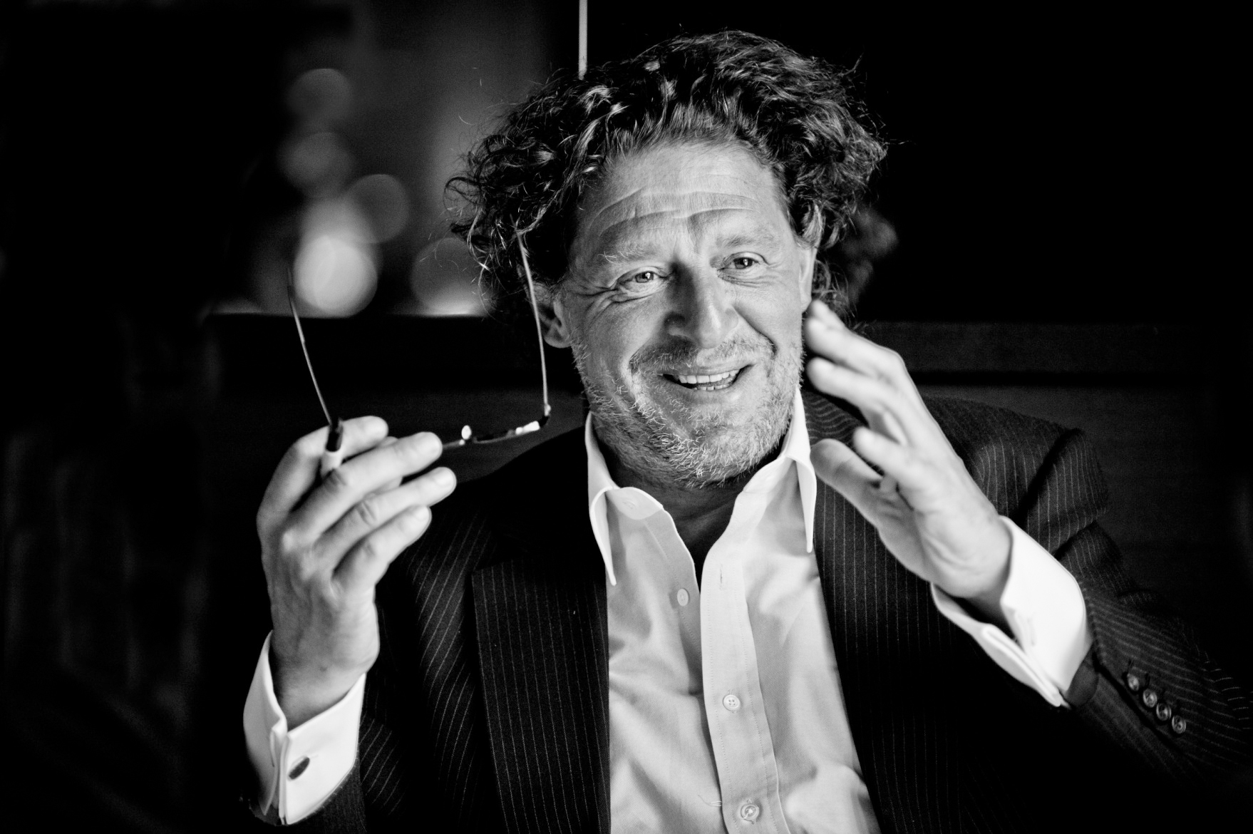Celeb chef Marco Pierre White to meet diners at his Glasgow restaurant