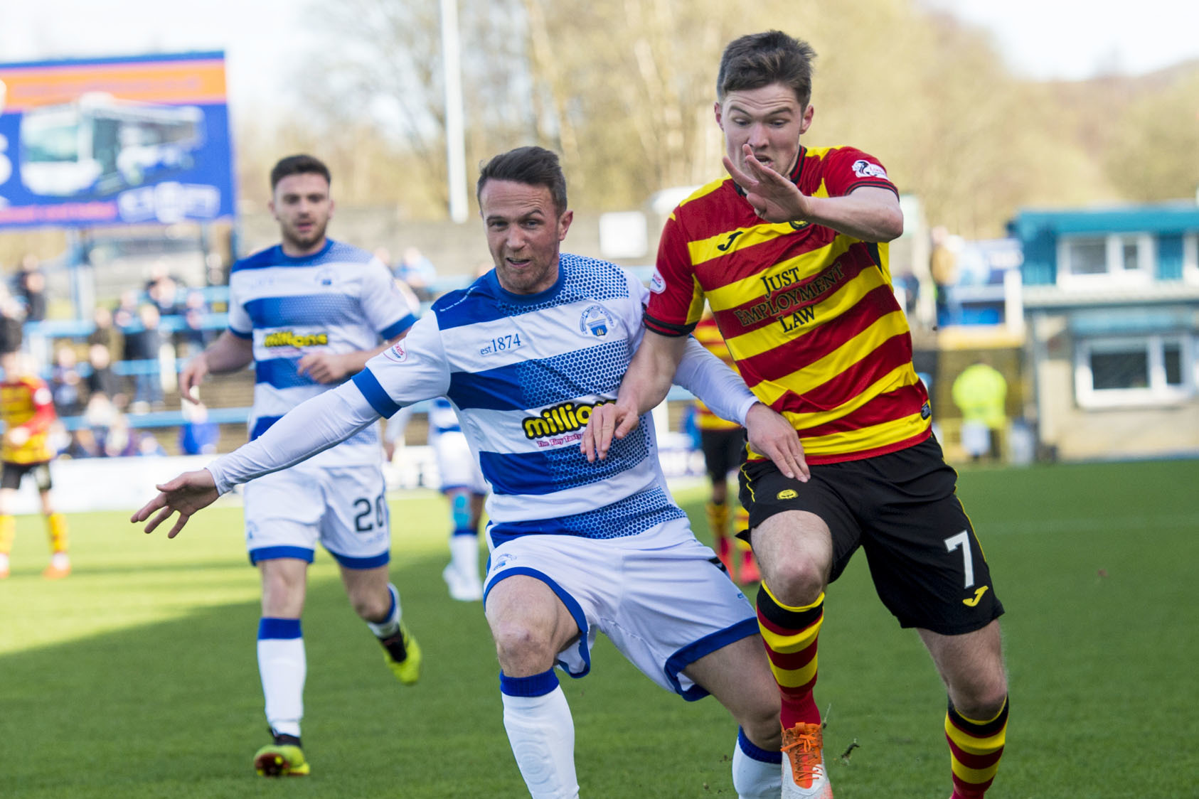 Blair Spittal taking heart from form guide as Partick Thistle travel to take on league leaders