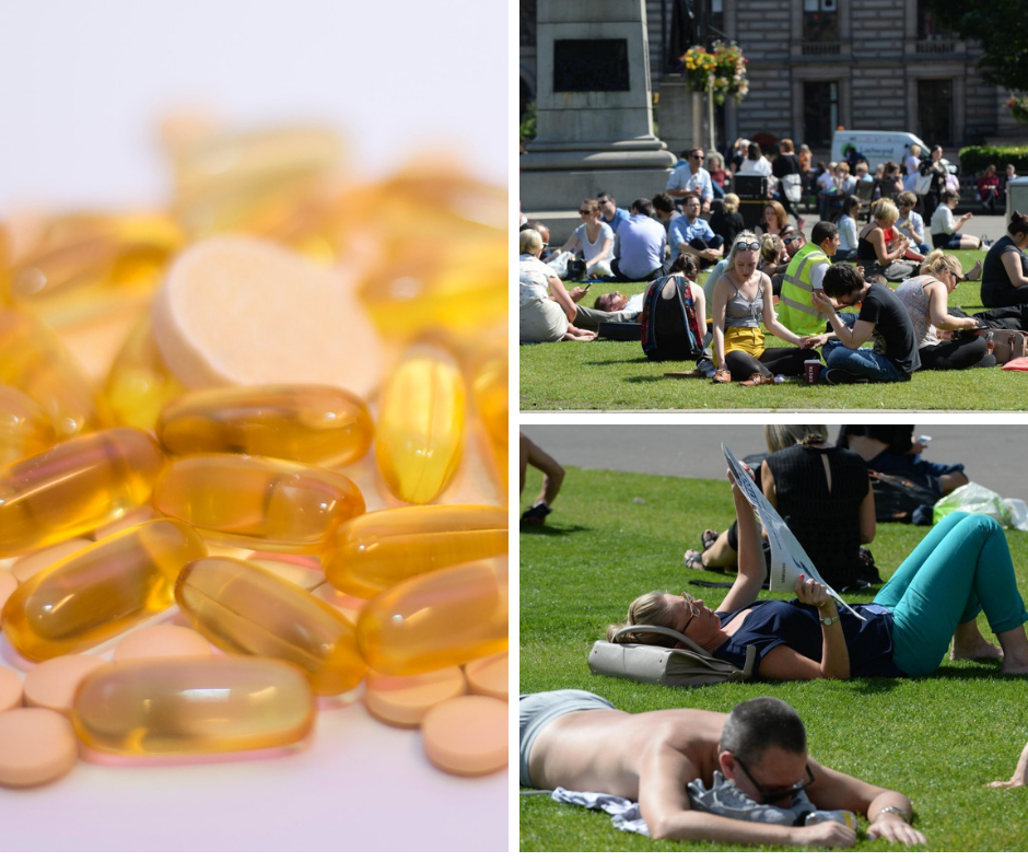 Vitamin D deficiency linked to increased susceptibility to MS