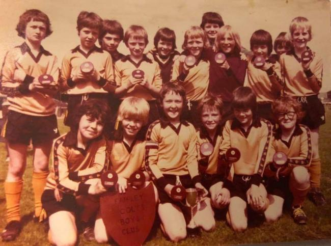 Football club  popular in 1 970s and 80s  looking for previous players for reunion