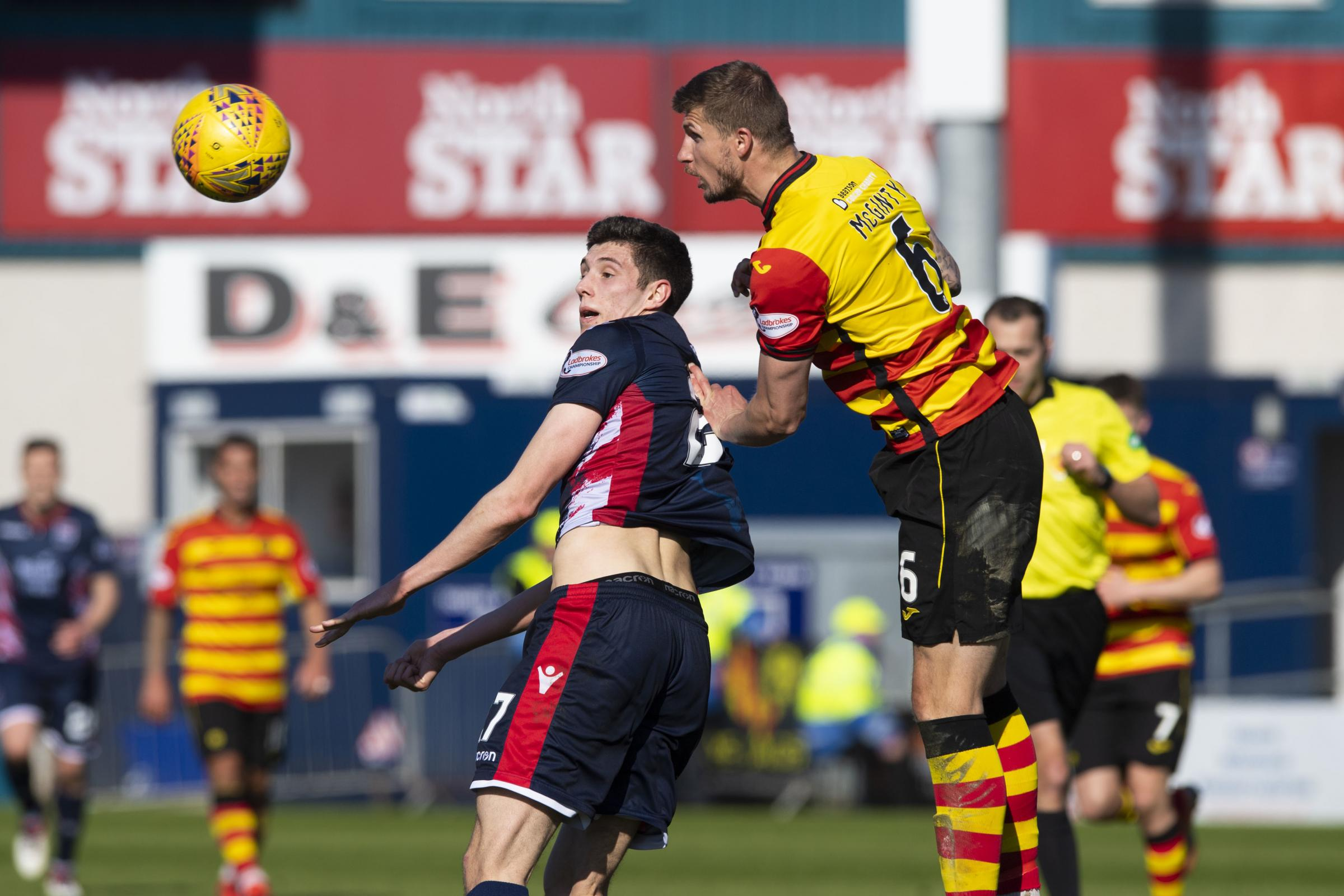 Ross County 0 Partick Thistle 0: Sean McGinty can't face another 'horrible' relegation