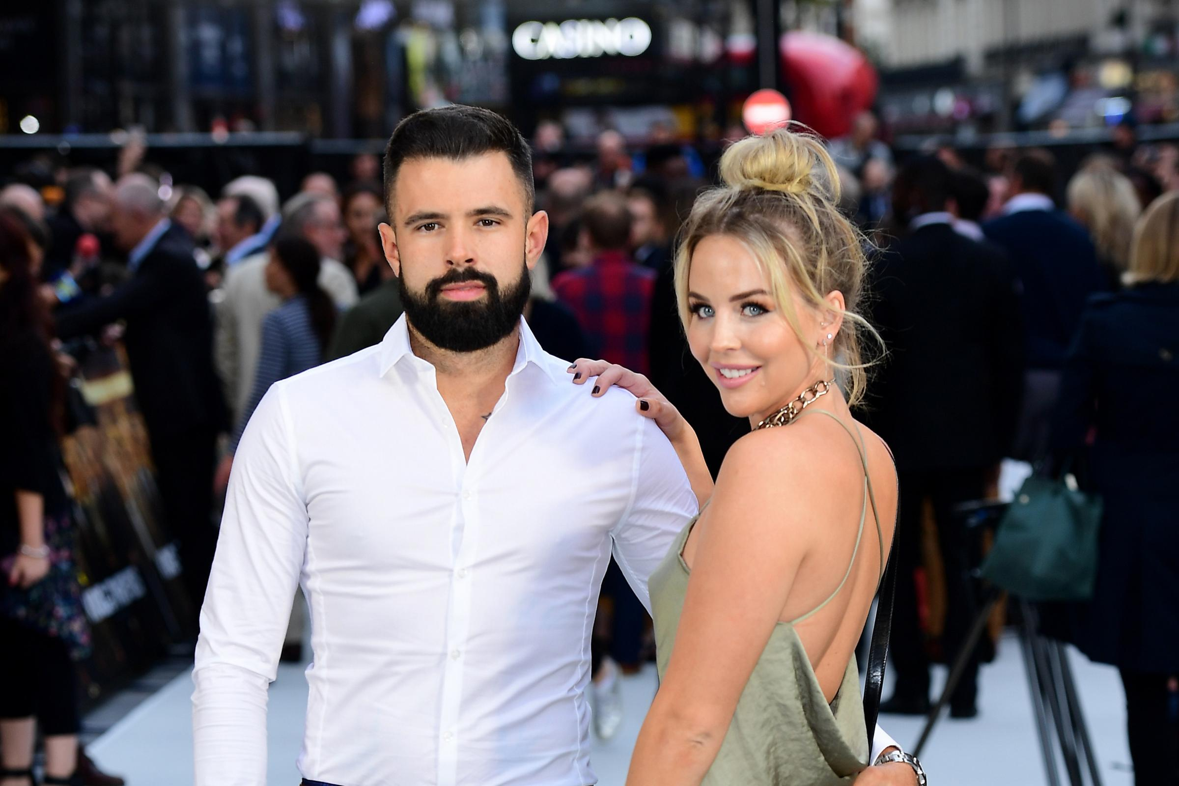 Lydia Bright and Lee Cronin