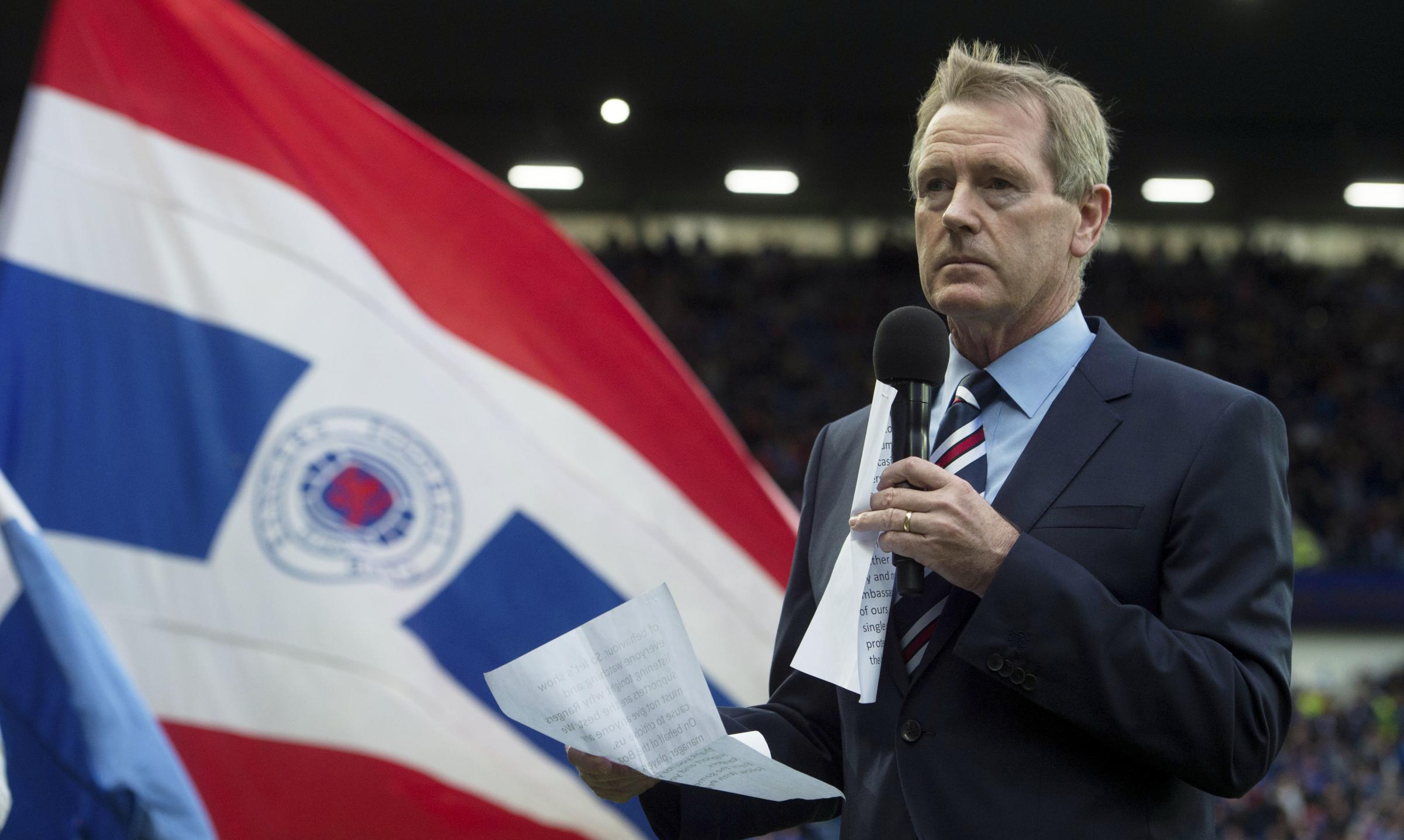 Rangers fans warned stay away if you can't be civilised