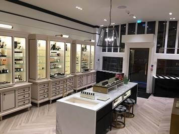 Jo Malone launches new Glasgow store with a tartan twist