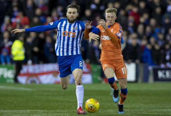 Kilmarnock have offered Rangers half of their normal Rugby Park ticket allocation for the final match of the season.