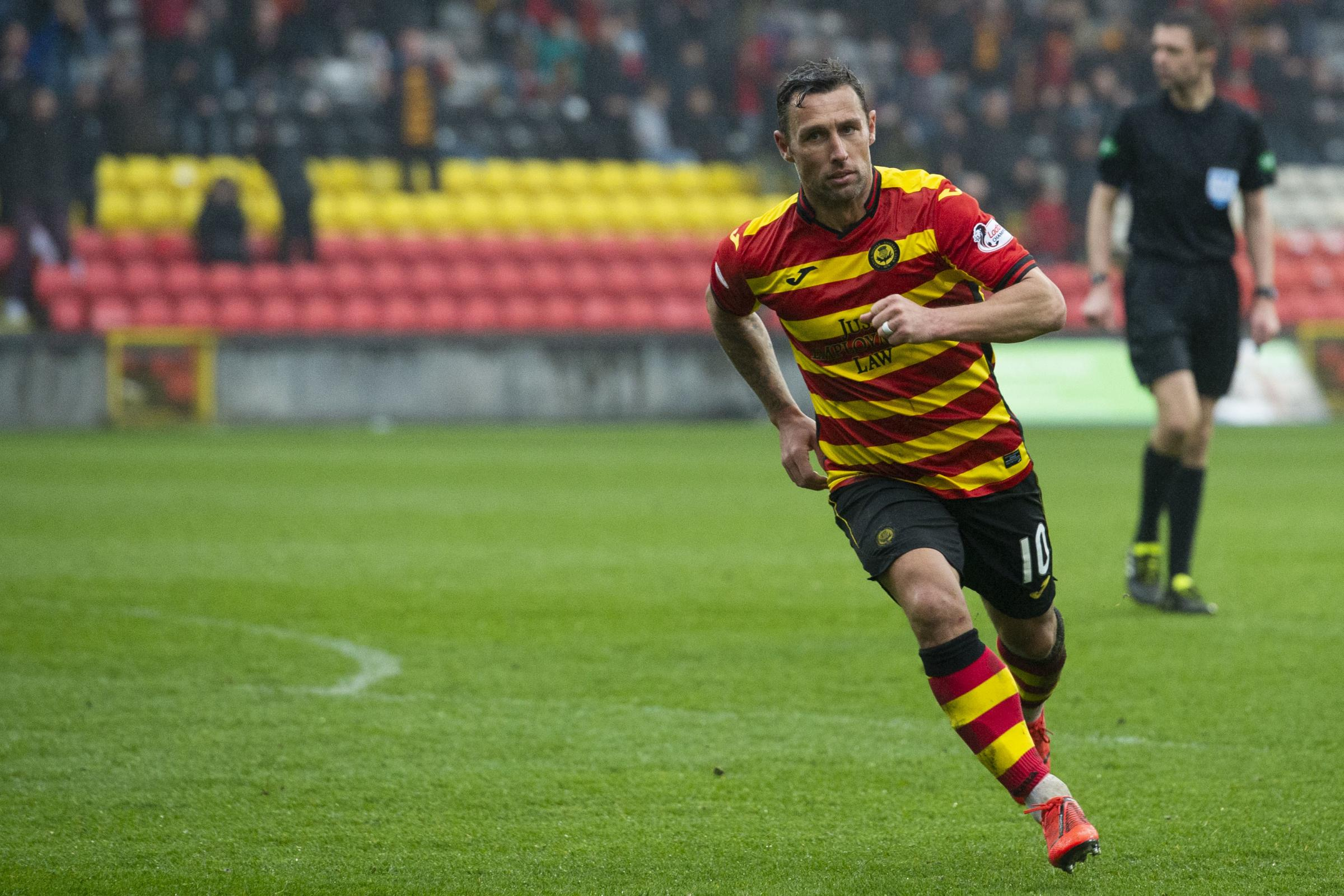 Scott McDonald urges Partick Thistle to 'play the game and not the occasion' on Saturday
