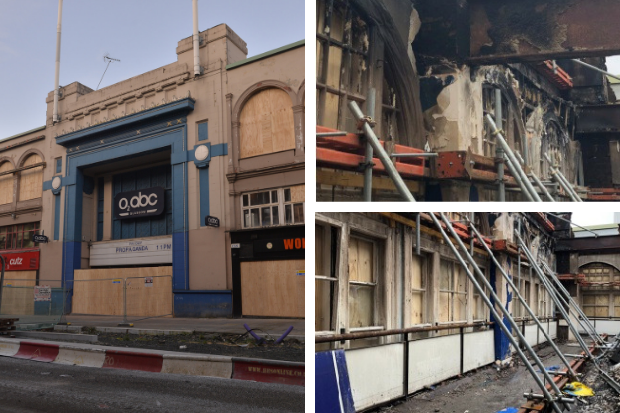 Calls for Glasgow's O2 ABC building to be saved