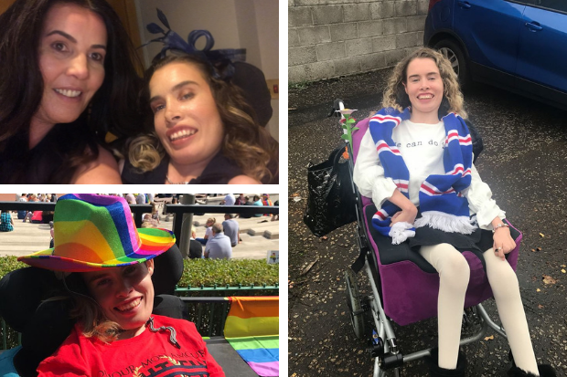 Moodiesburn disabled woman claims Jet2 denied her dream holiday