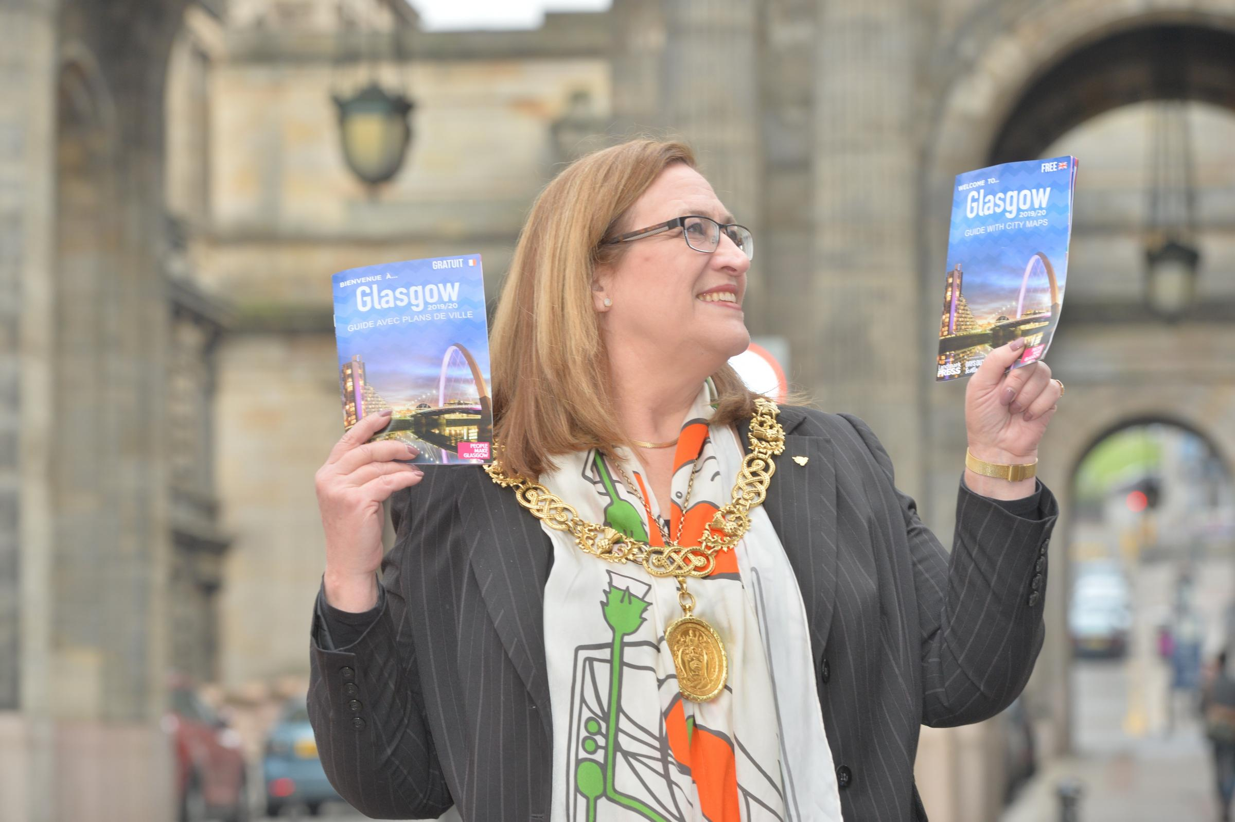 Glasgow tour guide to bring multilingual boost to city