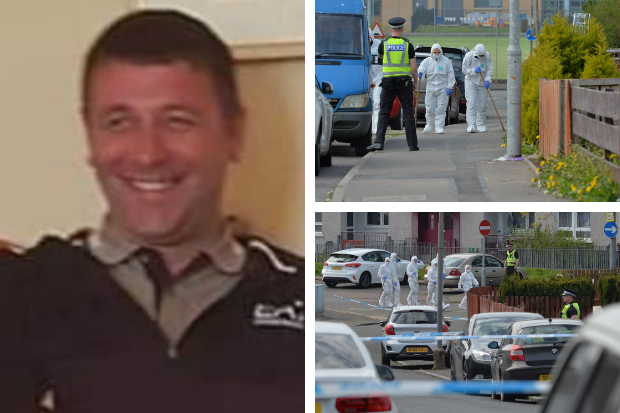 Murder inquiry launched after death of man found in Thornliebank