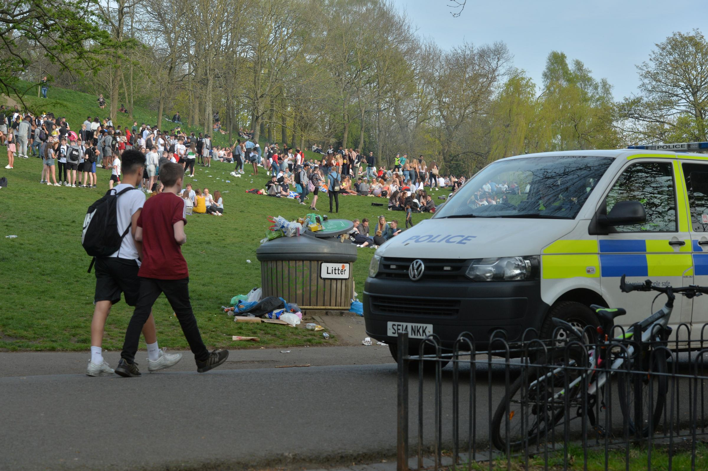 Multiple arrests made following 'disturbance' at Kelvingrove Park