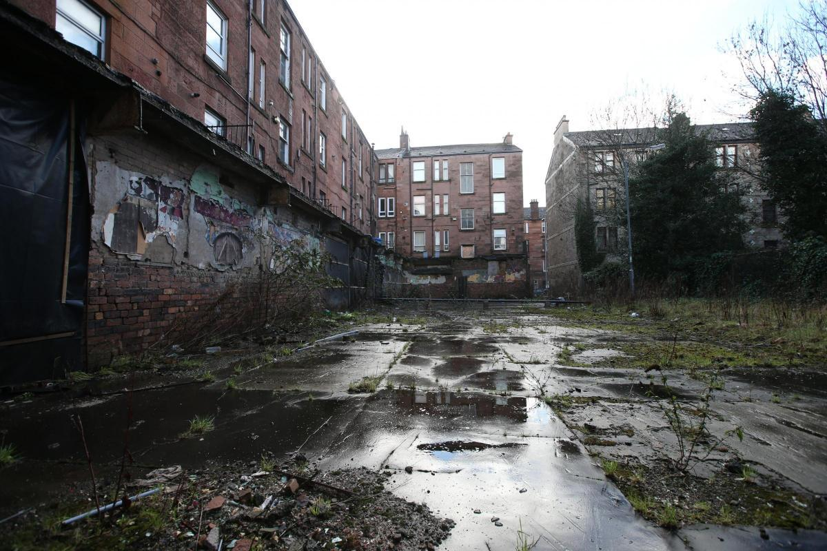 Q Club collapse has left Glasgow south side residents in limbo for eight years