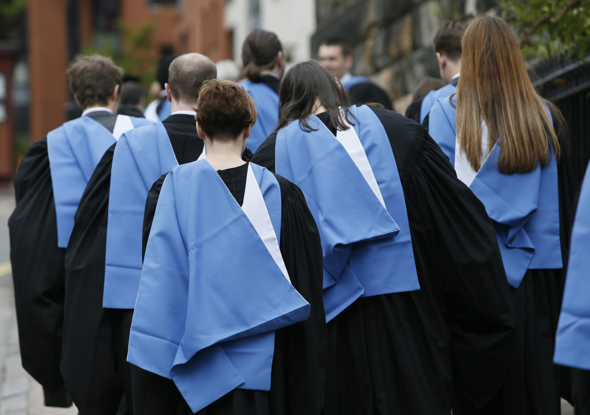 Glasgow schools: City wide table of leaver destinations, job, university, college or jobless