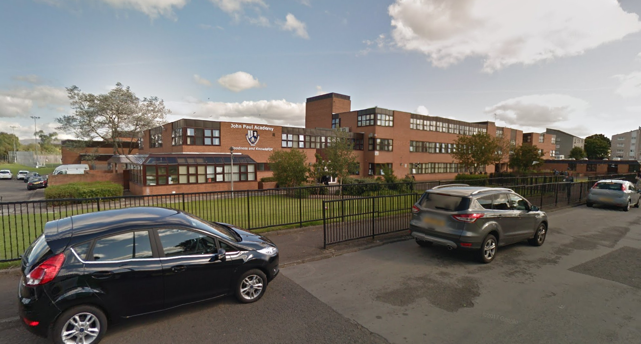 Pupils suspended after 'throwing eggs and toilet paper' during school prank