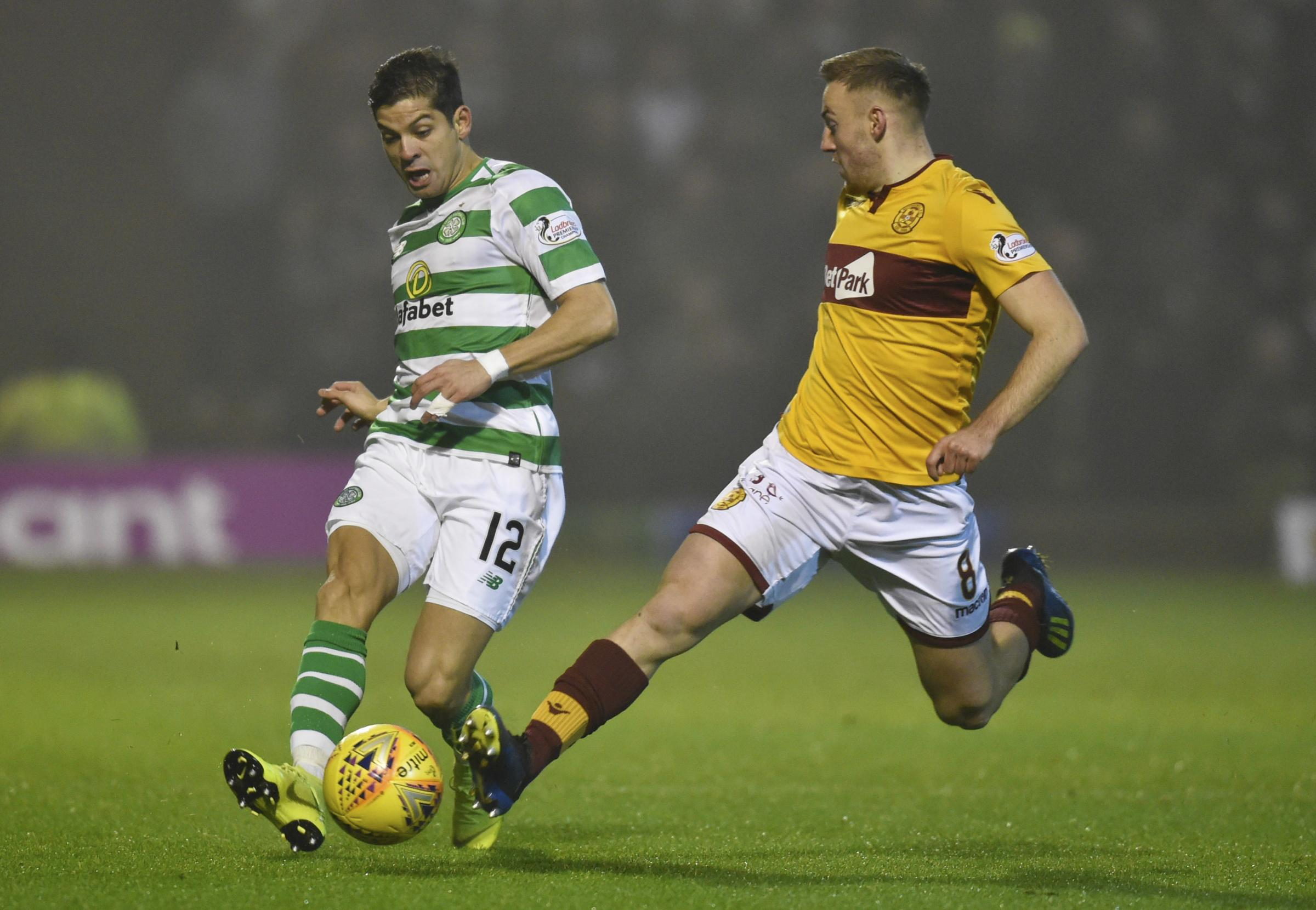 Celtic defender Cristian Gamboa offered a deal by Costa Rican club