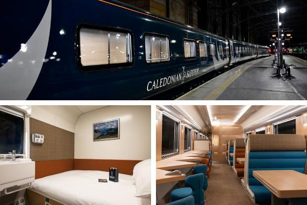 Five-hour bus journey nightmare for Glasgow commuters amid luxury Caledonian Sleeper train issues