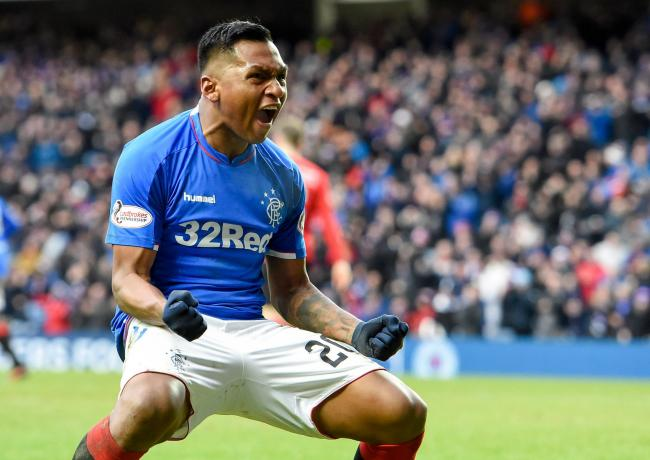 Rangers ace Alfredo Morelos sparks fresh transfer speculation after sharing post linking him to Crystal Palace
