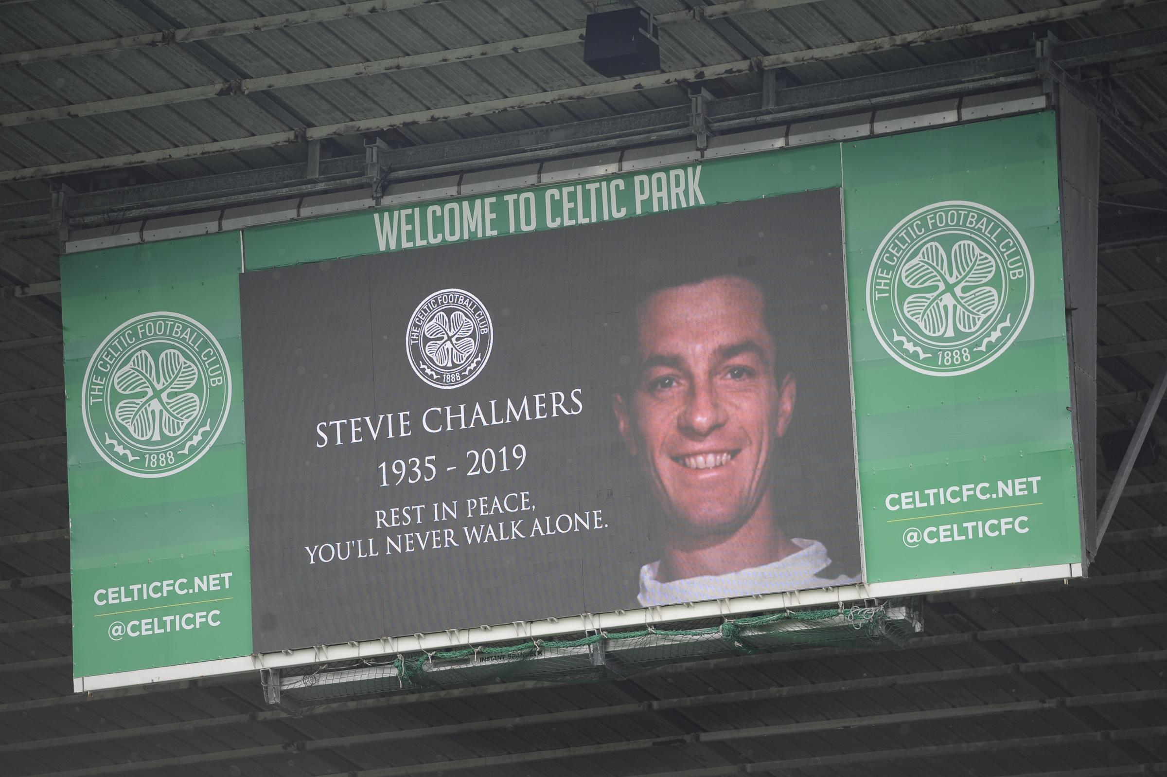 Lisbon Lion Stevie Chalmers' funeral to take place - and fans are being asked to wear green