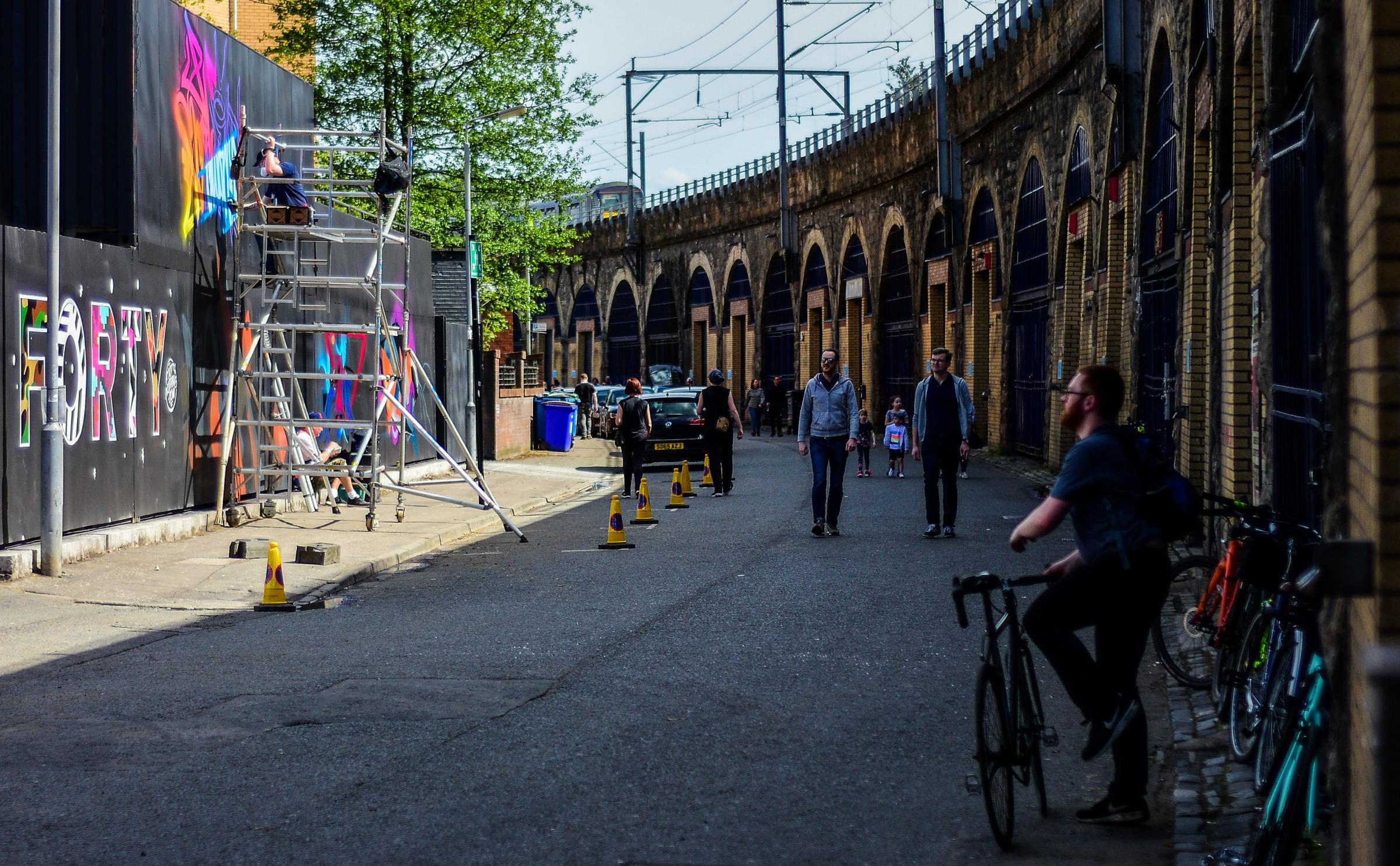 Yardworks graffiti festival coming to Glasgow this weekend
