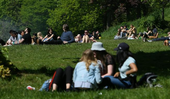 Glasgow to be as hot as Tenerife this week as scorcher heats up