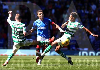 Rangers Vs Celtic: Nine people arrested during Old Firm clash at Ibrox