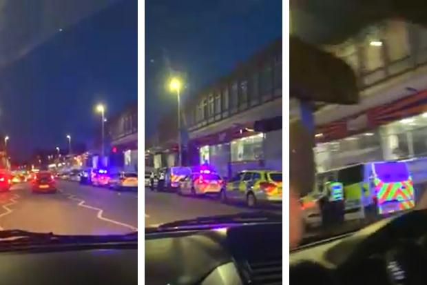 Man charged after massive late-night police response in Shawlands