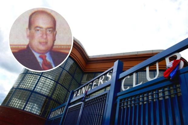 Convicted criminal's £200K claim over 'services provided' by Rangers set for courtroom